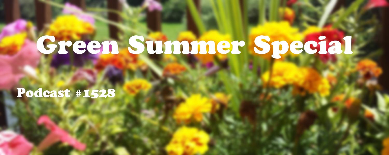 #1528: Green Summer Special